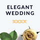 Elegant Wedding - Responsive Wedding WordPress Theme - ThemeForest Item for Sale