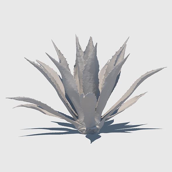 Robert Plant (3D scan)