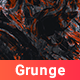 Grunge Water Painting Backgrounds Nulled