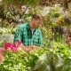 Two Florists in Garden