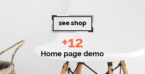 ThemeForest See.Shop Furniture Interior RTL Responsive WooCommerce WordPress Theme 20205411