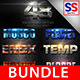 48 Text Effect Bundle Vol 4
