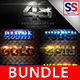 48 Text Effect Bundle Vol 5