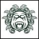 Medusa Head Logo - GraphicRiver Item for Sale