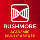 Rushmore-Academic Driven  Multipurpose Template - ThemeForest Item for Sale