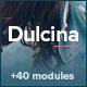 Dulcina - Responsive Email Template + Builder