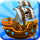 Pirate Ship Vector - GraphicRiver Item for Sale