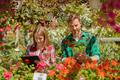 Gardeners doing paperwork - PhotoDune Item for Sale