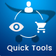 So Quick Tools - Responsive Quick View Tools Function OpenCart Module