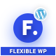 Responsive Flexible WordPress Theme | Flexi WP Nulled