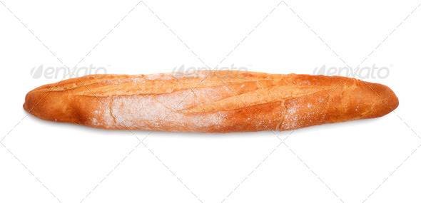 French baguette - Stock Photo - Images