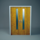 7 Wooden Doors - 3DOcean Item for Sale