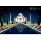 The Taj Mahal. White Marble Mausoleum on the South - GraphicRiver Item for Sale