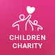 Children Charity - Nonprofit & NGO WordPress Theme with Donations - ThemeForest Item for Sale