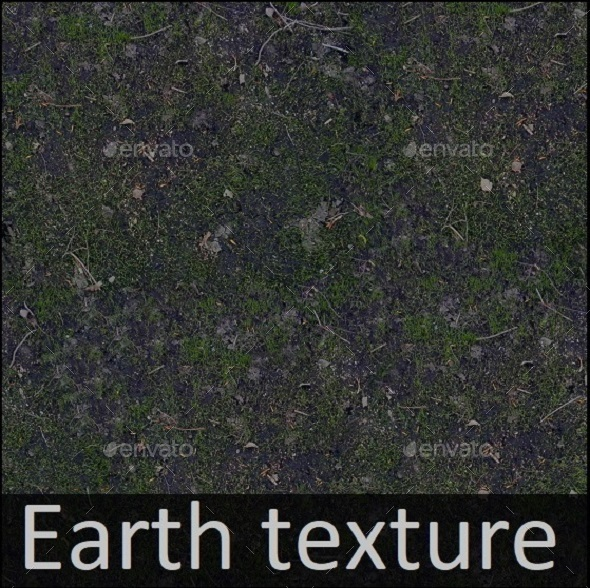 Earth texture - 3DOcean Item for Sale