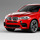 BMW X6 M 2014 - 3DOcean Item for Sale