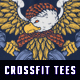 CrossFit Eagle - GraphicRiver Item for Sale