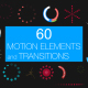 60 Motion Graphic Elements - VideoHive Item for Sale
