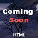 TheFizz - Coming Soon Template Nulled