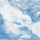 Flying Through the Clouds Sky - VideoHive Item for Sale