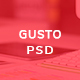 Gusto Hotel - Multipurpose - ThemeForest Item for Sale