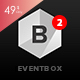Eventbox - Club/Workshop/Party WordPress Theme - ThemeForest Item for Sale