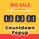 Countdown Popup - Responsive Marketing Popup Pro for OpenCart - CodeCanyon Item for Sale