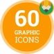 Design Concept Graphic Development - Flat Animated Icons and Elements
