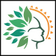 Nature Head Logo - GraphicRiver Item for Sale