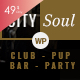 CitySoul Music WordPress Theme - Nightclub Party Bars Lounge - ThemeForest Item for Sale