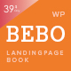 BEBO - Book/eBook/ISSUE + Author Landing Page Nulled