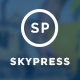 SkyPress - Building Construction WordPress Theme