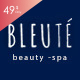 Bleute - WordPress theme Beauty | Spa | Hair Salon | Makeup | Hair | Yoga |  Booking WooCommerce - ThemeForest Item for Sale