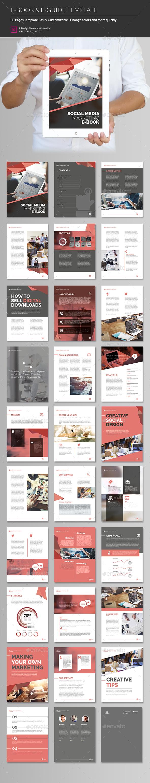 Ebook Eguide Template - Digital Books ePublishing