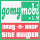 gomymobiBSB: Drag-n-Drop Business Webite Builder and Host Platform - Business License