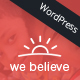 WeBelieve | Responsive Multi-Purpose Church, Charity and Fundraising WordPress Theme Nulled