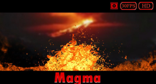 MagmaLavaVolcano