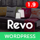 Revo - Universal WooCommerce WordPress Theme with Mobile-Specific Layouts - ThemeForest Item for Sale