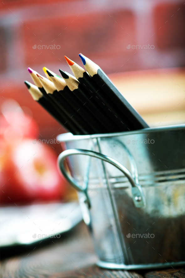 pencils - Stock Photo - Images