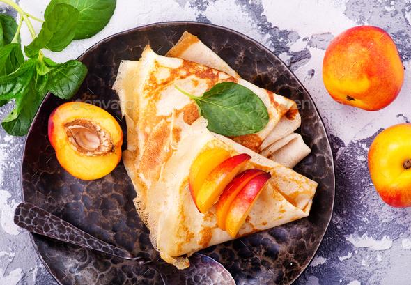 pancakes - Stock Photo - Images