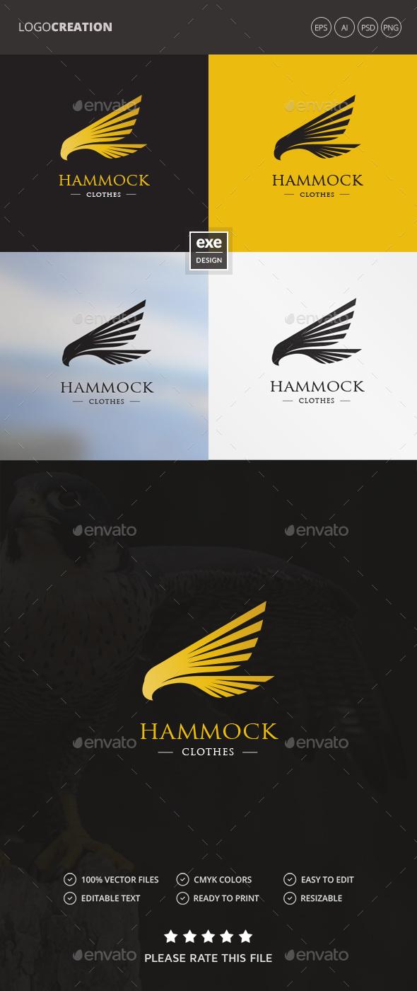 Falcon logo - Animals Logo Templates