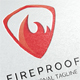 Fireproof / Protection - Logo Template - GraphicRiver Item for Sale