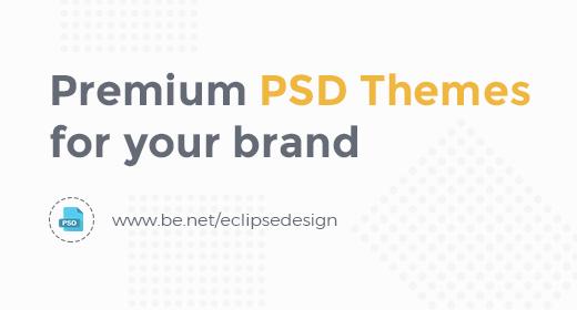 Premium PSD Templates