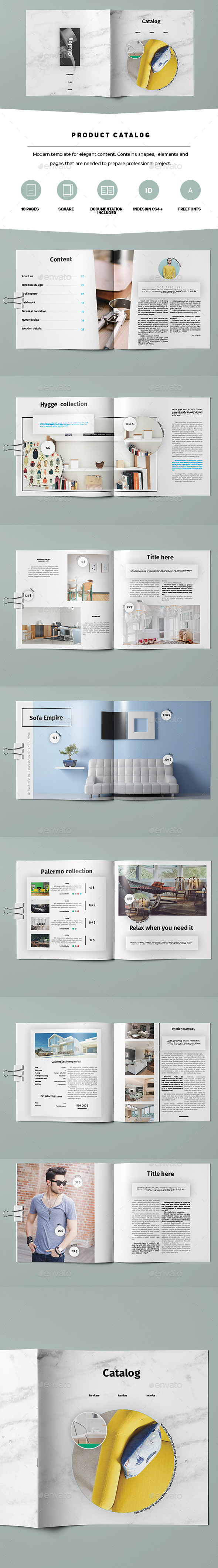 Square Product Catalog 02 - Catalogs Brochures