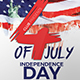 4th Of July Flyer 02 - GraphicRiver Item for Sale