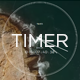 TIMER: Responsive Countdown Clock Landing Page