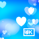Hearts  Background 4K - VideoHive Item for Sale
