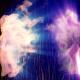 Smoke Fire Dance Multi Screen Projector Mapping