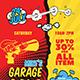 Garage Sale Flyer - GraphicRiver Item for Sale