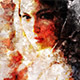 Realistic Palette-Knife Painting Action - GraphicRiver Item for Sale